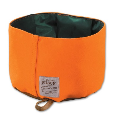 Filson Dog Bowl 1