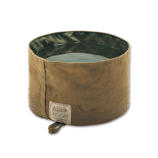 Filson Dog Bowl 3