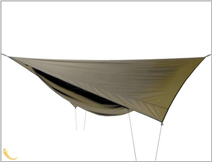 Hennesy Explorer Ultralight Asym Zip Hammock 2