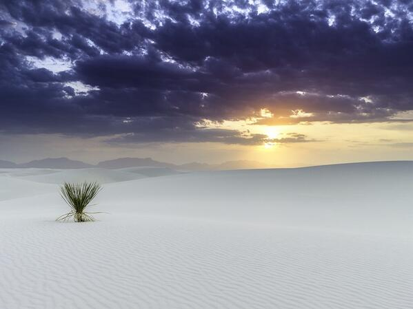 National Parks1-White Sands