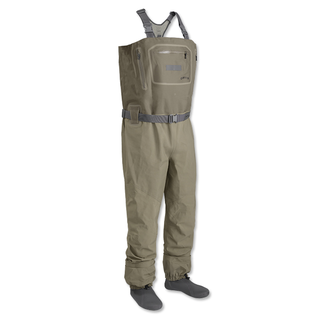 Orvis Silver Sonic Convertible Top Waders