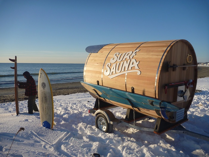 The Surf Sauna 3