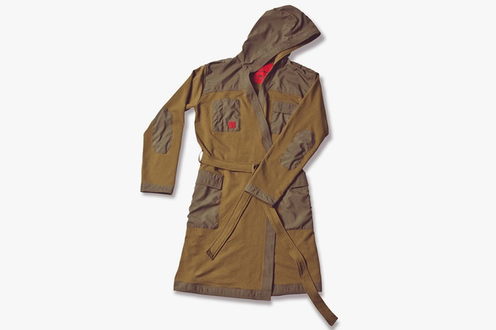 Winnifred Beach Sports Utility Bathrobe-1
