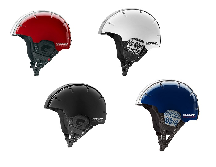 carrera Snow Foldable Helmet