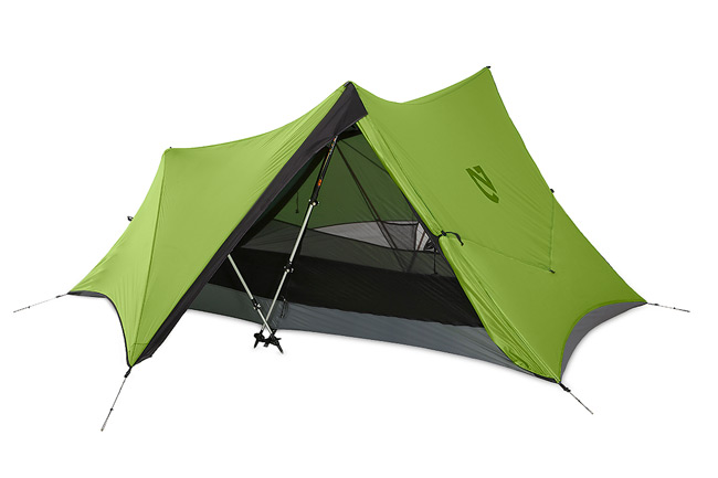 Trekking pole tentsu2014tents that use your walking sticks as support structuresu2014are nothing new but hikers are definitely beginning to catch on to the ...  sc 1 st  Gear Institute & Best New Gear Awards: Outdoor Retailer 2013 | Gear Institute