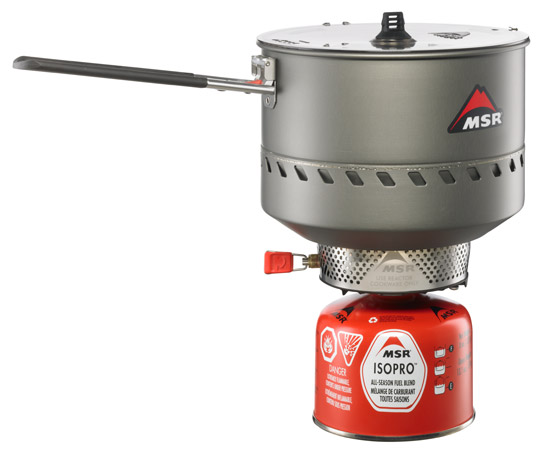 Reactor Stove Systems 2L