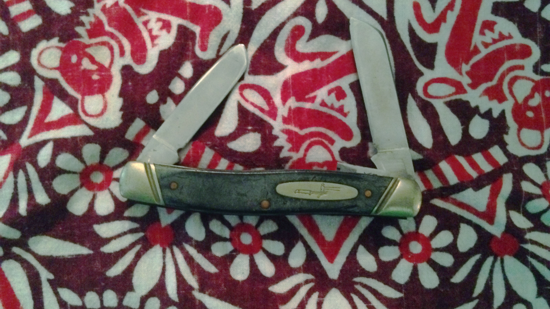 Grandfathers Pocket Knife