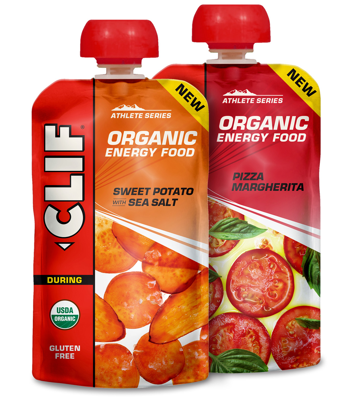CLIF Organic Energy Food Savory Flavors Fan