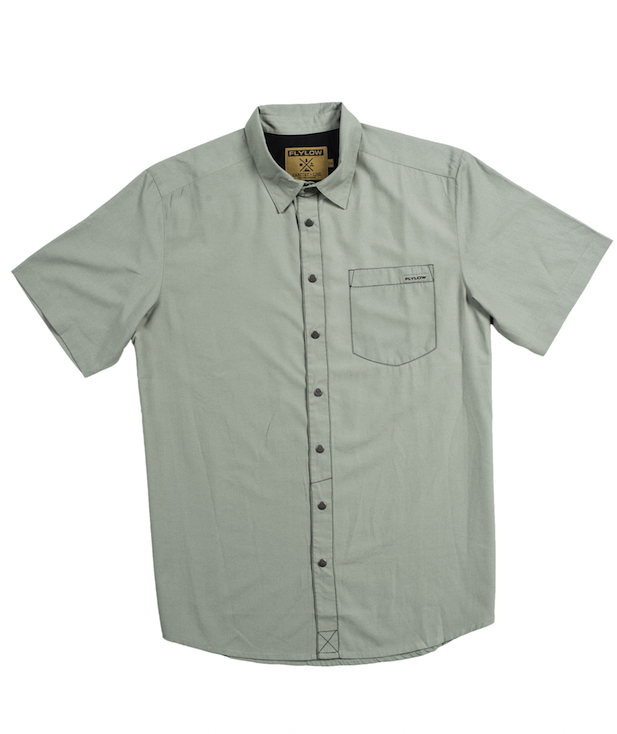 FlyLow Anderson Agave Shirt