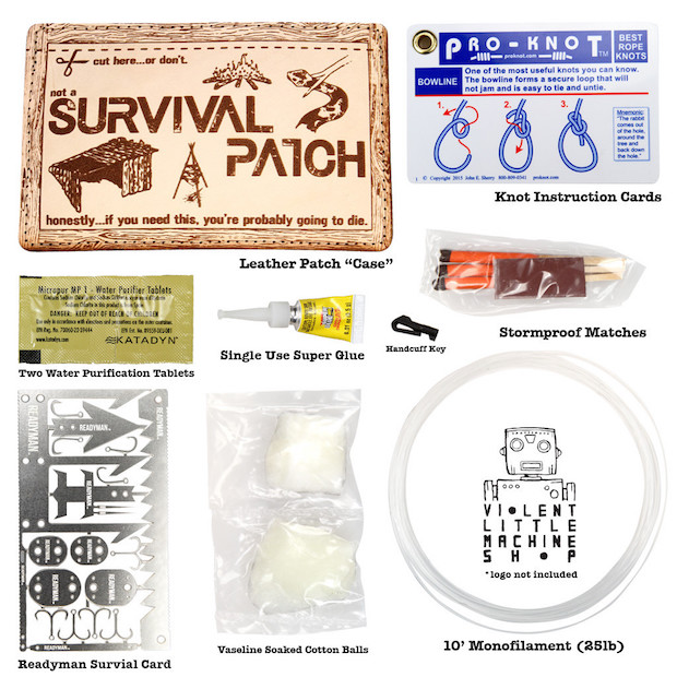 survival patch overview