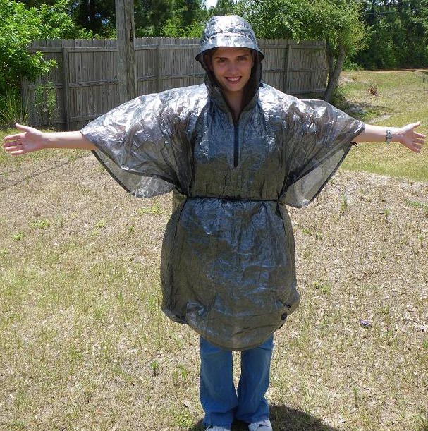 ground poncho armsup l