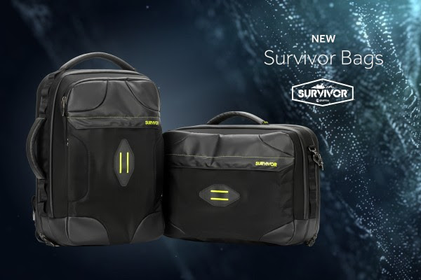 survivior bags