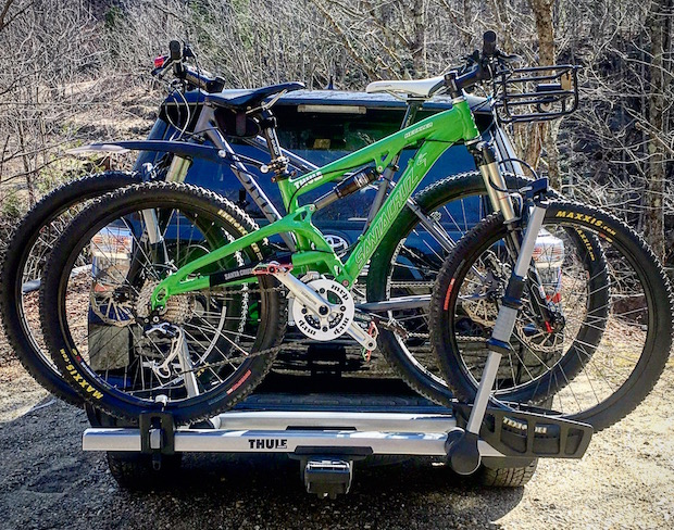 need gear thule institute to you vs pro racks what bike rack know