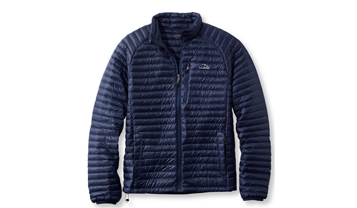 L.L. Bean Ultralight 850 Down Sweater