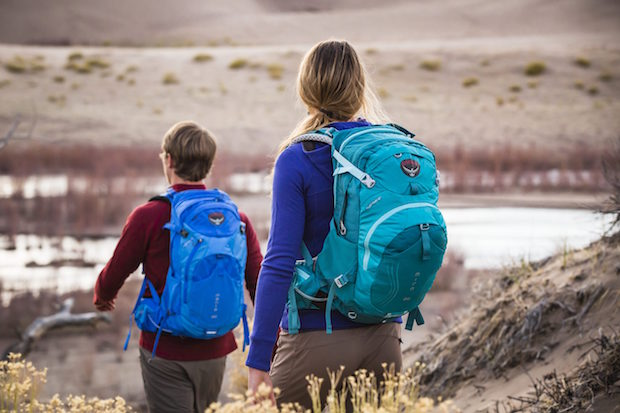 Credit Dan Holz for Osprey Packs