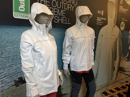 Columbia Outdry Extreme Eco Rain Shell First Look-2