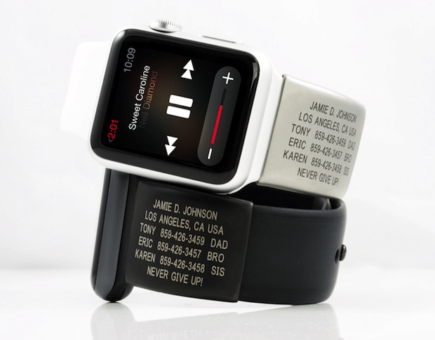 RoadID AppleWatch Pair Large