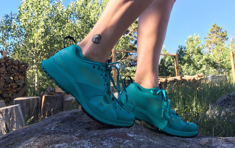 arcteryx-norvan-trail running shoe