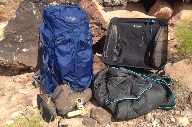 Backpacking Comfort Group