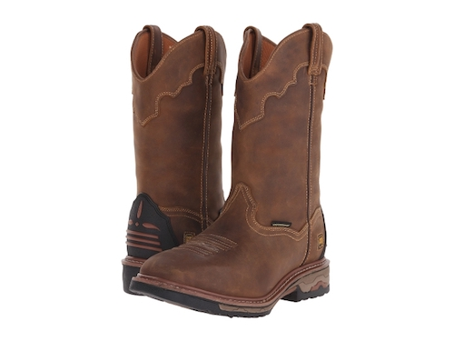 Dan Post Blayde Waterproof Wellington Square Toe Boots
