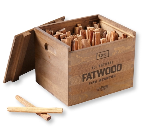 L.L. Bean Fatwood Crate