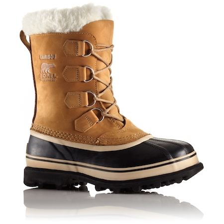 Sorel Womens Caribou Boot  Buff