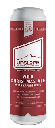 Upslope Brewing Lee Hill Series Volume 10