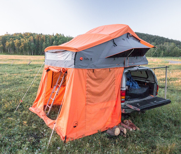Treeline Rooftop Tent Amp Road Trip Roof Top Tent By Ik