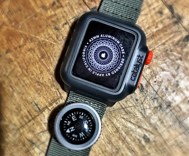 official photos d85fc bc869 How to Upgrade Your Apple Watch for the Outdoors | Gear Institute