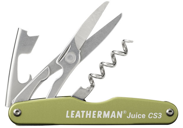 Leatherman JuiceCS3