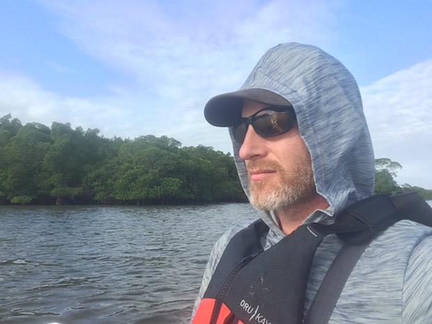 Paddling the Everglades with Oru Kayaks  0374ec4ab