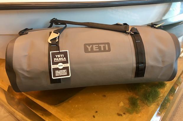 Yeti Takes On Waterproof Duffels And Buckets Gear