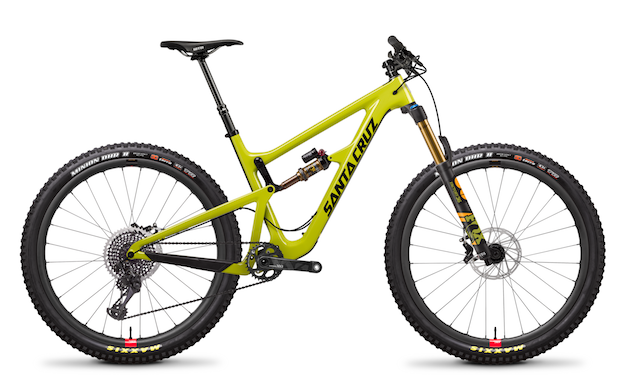 2018 Santa Cruz Hightower LT