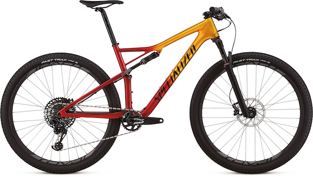 2018 Specialized EPIC-EXPERT-CARBON-29