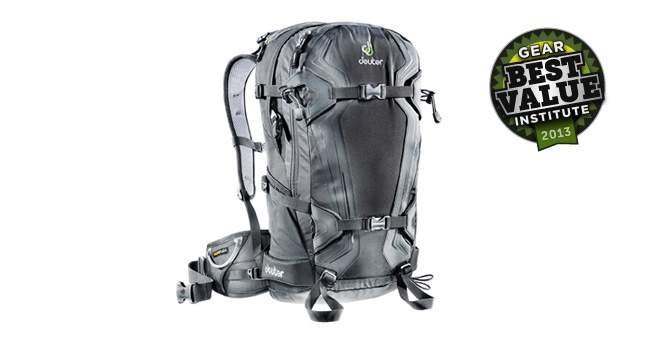 Deuter-Freerider-Pro-30 Black-Grey