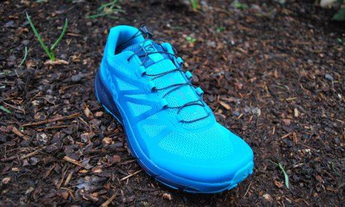 First Look: Salomon Sense Ride Trail-Running Shoe