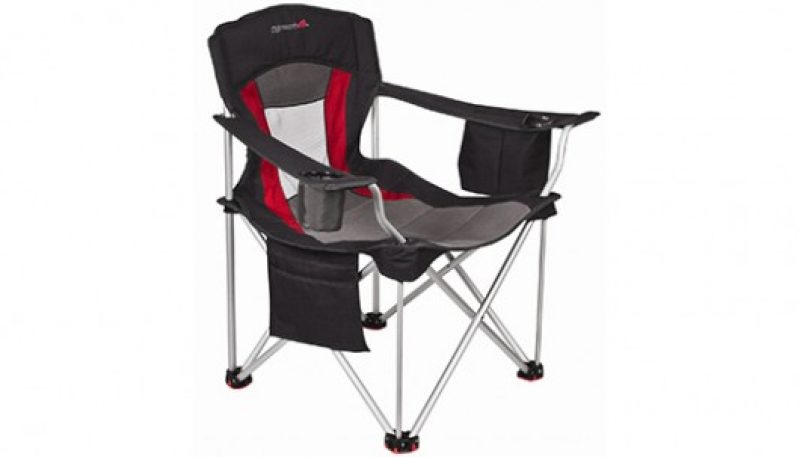 BaseCamp Mammoth Leisure Aluminum Chair