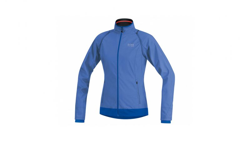 Gore Element Windstopper Active Shell Zip-Off Lady