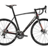 Eddie Merckx Mourenx 69 Black Anthracite Red