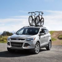 2013 Ford Escape, EcoBoost 4WD