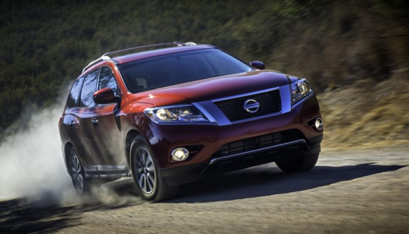 2013 Nissan Pathfinder Review Gear Institute