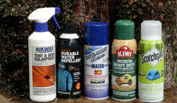 Tested: Five Water Repellant Coating Treatments