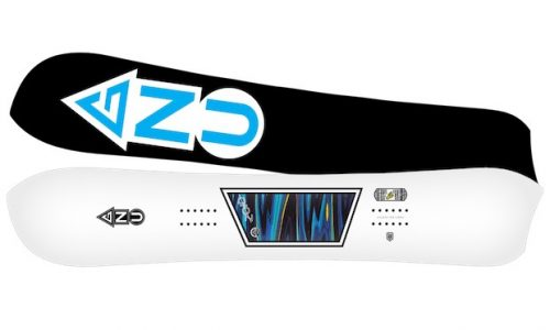 GNU Snowboards Push the Envelope with Asymmetical Design