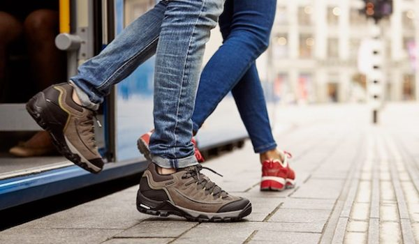 GPS Guidance In Your Shoes: The Hi-Tec Navigator with Lechel Technology