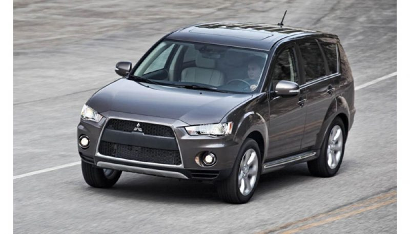 2012 mitsubishi outlander gt s-awc review | gear institute