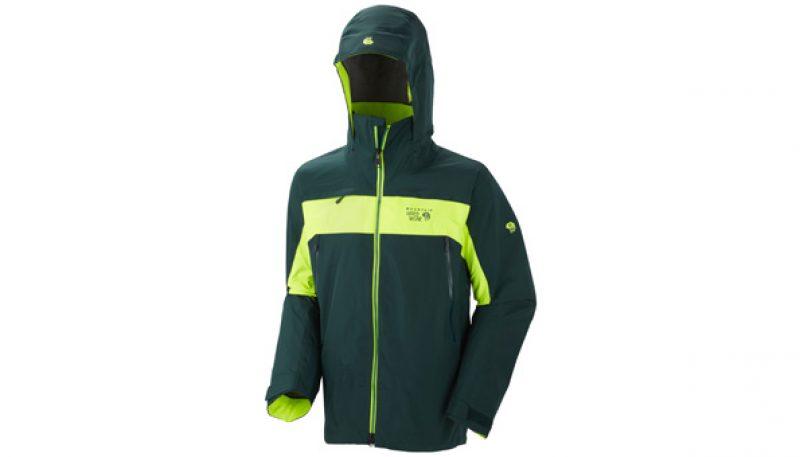 Mountain hardwear compulsion jacket men's 2018