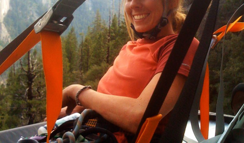 Q&A: Libby Sauter's Gear and Speed Climbing Tips