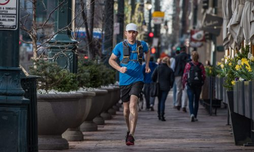 You Should Run To Work. Here's How.