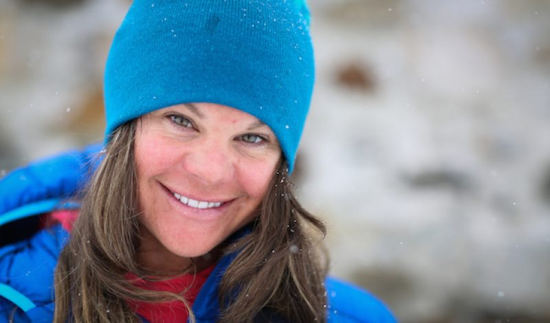 Q&A: Ski mountaineer Christina Lustenberger on leading, not following