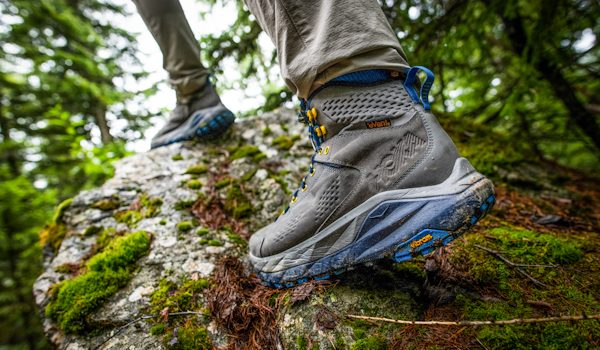 The Tech Story Behind Hoka's Big New Hiking Boots